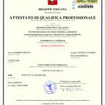 Лицензия гида по Флоренции и провинции