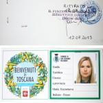 Лицензия экскурсовода по Флоренции