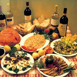 Тосканские блюда