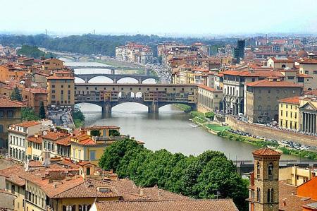 Обзорная экскурсия по Флоренции, Понте Веккио