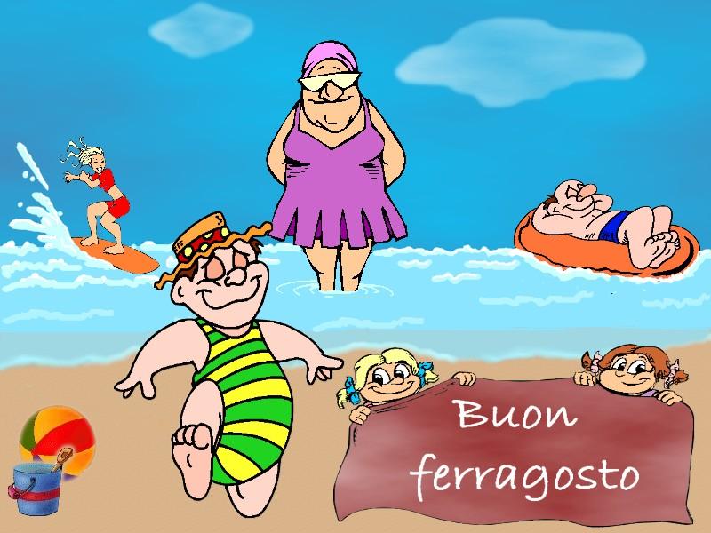 праздник Феррагосто