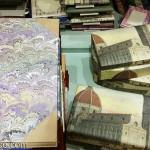 предметы из декорированной бумаги