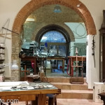 мастерская флорентийской мозаики