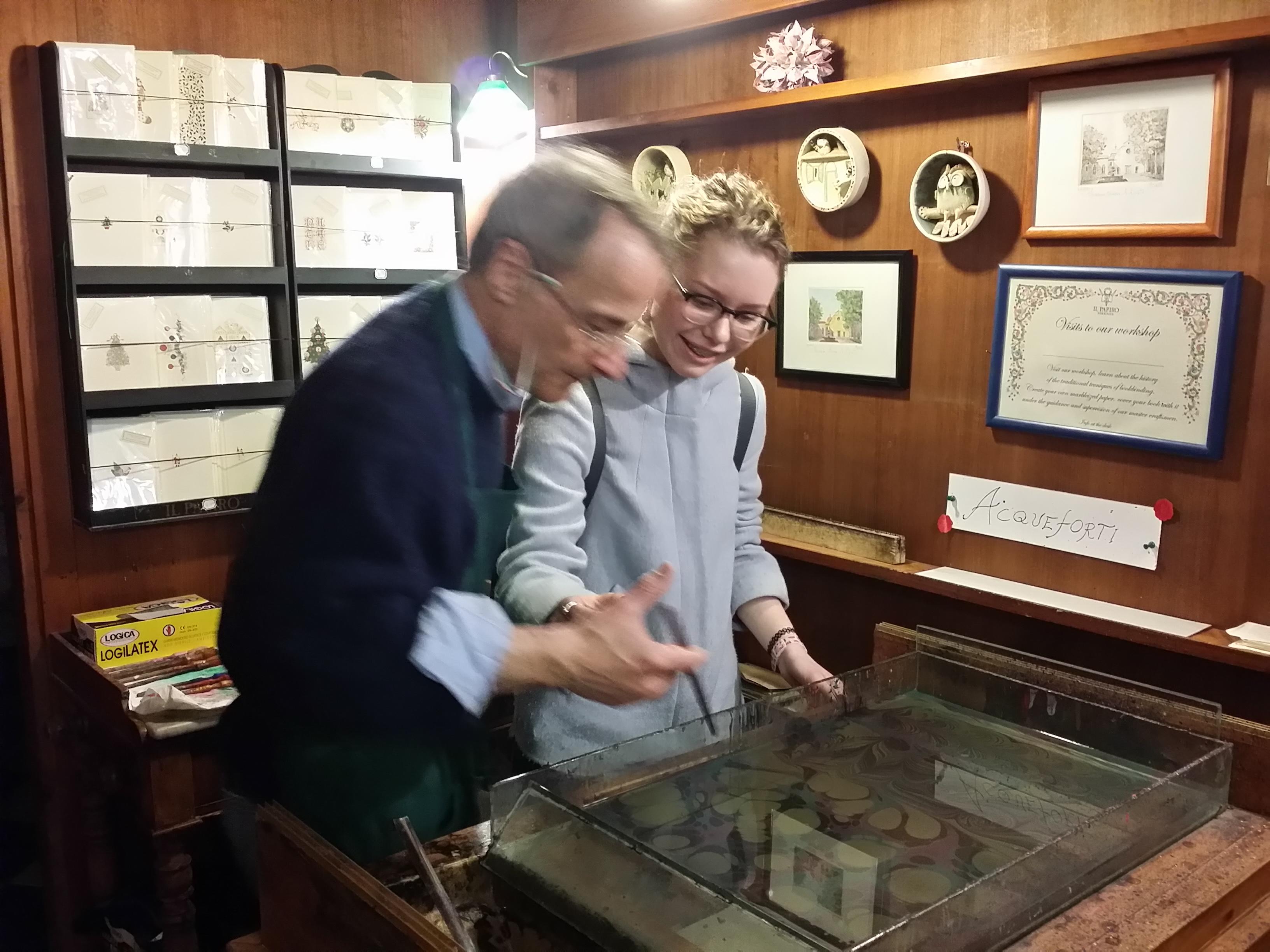 Экскурсии в старинные мастерские Флоренции