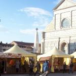 шоколадная ярмарка во Флоренции