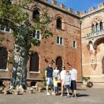 экскурсии в замки и аббатства тосканы